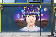 Mural by James Cochran (aka Jimmy C)