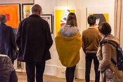 ARTsenal Spring 2017 - Vernissage (#ARTsenal_bxl)