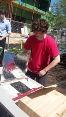 Making Solar Ovens