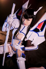 "Kill la Kill cosplay 3 • <a style=""font-size:0.8em;"" href=""http://www.flickr.com/photos/66379360@N02/11661590984/"" target=""_blank"">View on Flickr</a>"