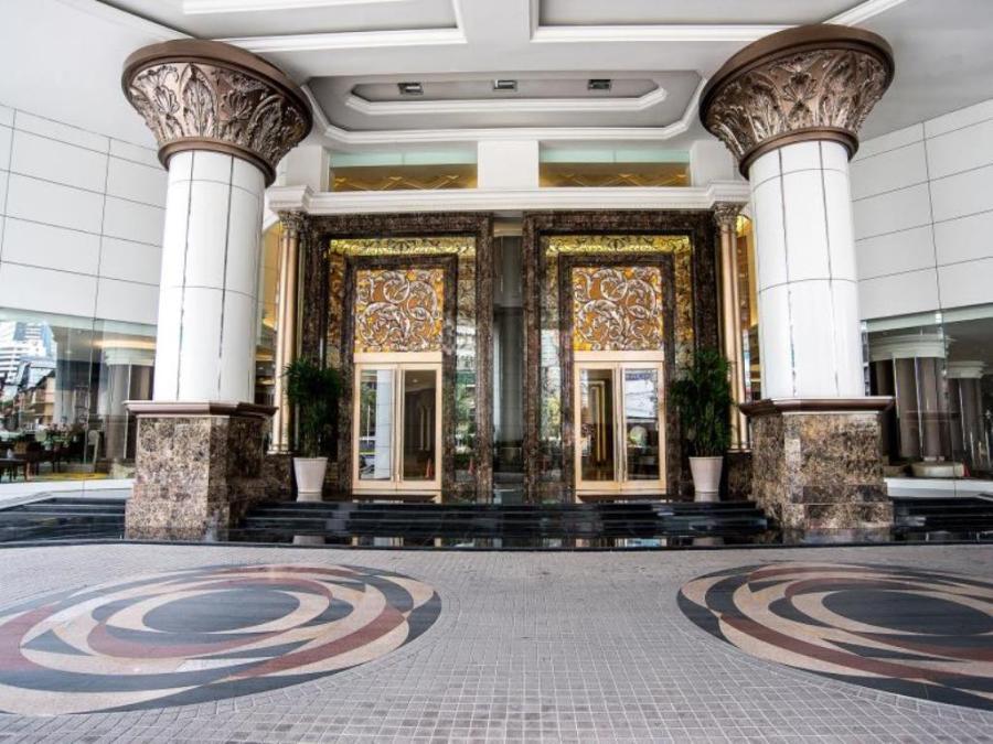 [曼谷.住宿]水門市場伯克利飯店 (The Berkeley Hotel Pratunam)~TALAD NEON霓虹夜市旁、近水門市場、10樓設有Let's Relax Spa @VIVIYU小世界