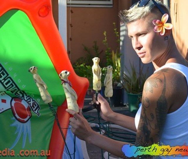 Danni Daniels Exclusive Perth Gay News