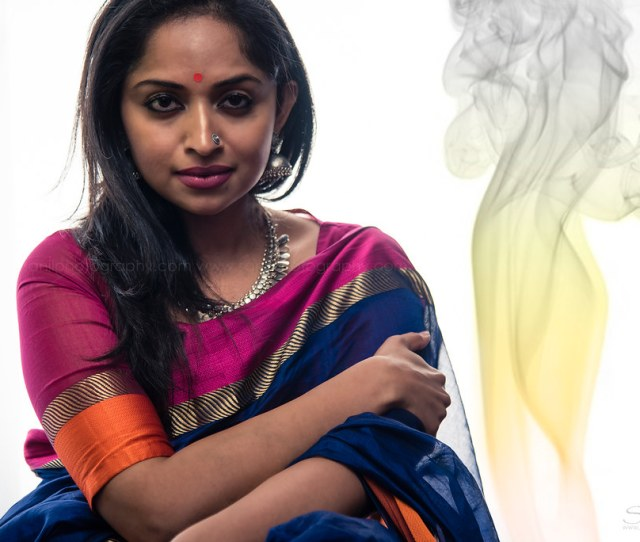 Anusha Sanil Photography 1400k Views Tags Saree Mallu Indiangirl Sanilphotography Model