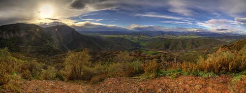 HDR Panorama from San Juan de la Peña
