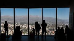 Sky Costanera tiene la vista en 360° de Santiago de Chile