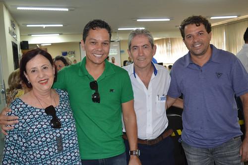 Graça Lima, Luciomar, Célio e Júlio César