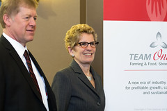 "Premier of Ontario • <a style=""font-size:0.8em;"" href=""http://www.flickr.com/photos/65051383@N05/11660601115/"" target=""_blank"">View on Flickr</a>"