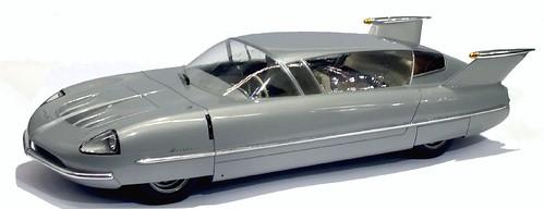 BoS Borgward Traumwagen concept