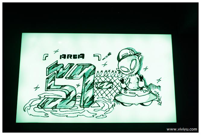 [新北市.美食]Area-51特區串燒•啤酒•飛鏢~串燒類值得一試 @VIVIYU小世界