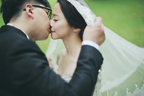 Pre-Wedding [ 中部婚紗 – 森林草原系列海邊 ] 婚紗影像 20160811 - 15