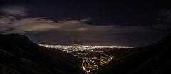 Chirstchurch Night Panorama