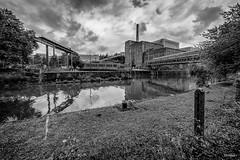 Charleroi City Safari - La tour de refroidissement