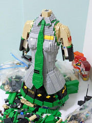 """Lego Miku 6 • <a style=""""font-size:0.8em;"""" href=""""http://www.flickr.com/photos/66379360@N02/13934362135/"""" target=""""_blank"""">View on Flickr</a>"""