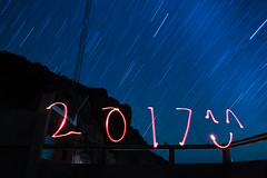 Starry New Year Eve at Tizi n'Test