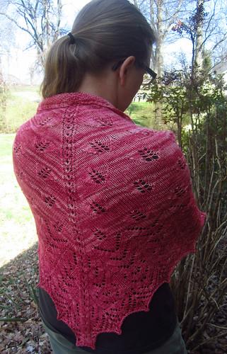 tristano shawl