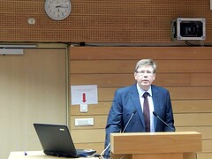 "President of IAIP Prof. Dr. Wilfred Datler - Vienna, Austria • <a style=""font-size:0.8em;"" href=""http://www.flickr.com/photos/52183104@N04/14663449166/"" target=""_blank"">View on Flickr</a>"