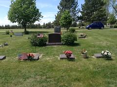 Geddes cemetery