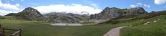 Covadonga Lakes - Lago Ercina