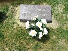 Fay C Smith headstone
