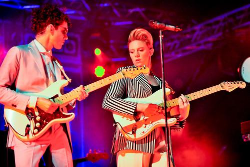 La Roux at Latitude Festival 2015