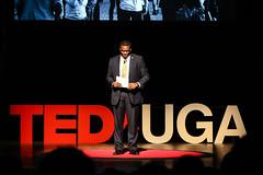 Johnelle Simpson @ TEDxUGA 2017: Spectrum