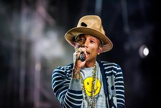 Pharrell Williams, Coachella 2014