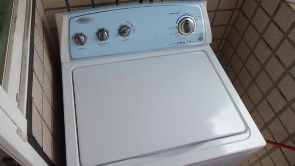 【超硬派】正美式風格洗衣機 Whirlpool 惠而浦 1CWTW4800YQ @ 耶魯熊の軟硬兼施 :: 痞客邦