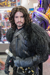 "You know nothing John snow, SDCC 2014 (focus issues) • <a style=""font-size:0.8em;"" href=""http://www.flickr.com/photos/33121778@N02/14778875161/"" target=""_blank"">View on Flickr</a>"