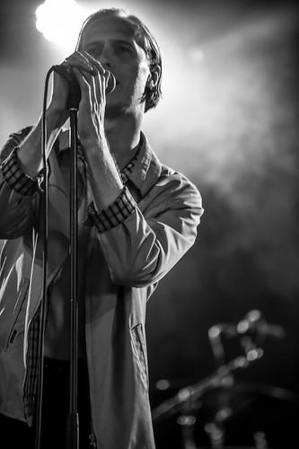 Eagulls at Leeds Festival 2016