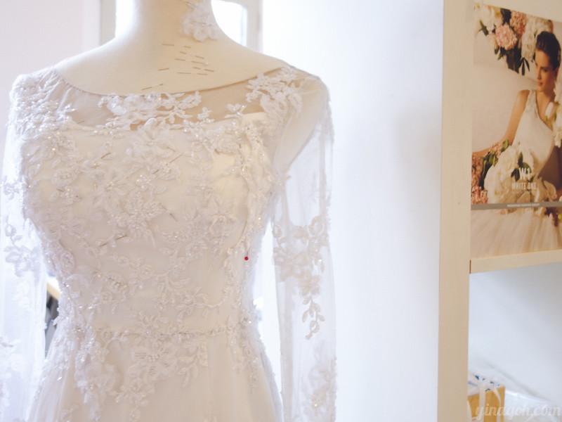 MTM wedding gowns