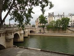 Pont Neuf - New Bridge, now the oldest bridge