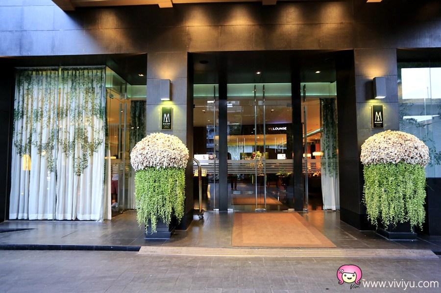 [泰國.住宿]曼谷索菲特美憬閣VIE飯店 (VIE Hotel Bangkok, MGallery by Sofitel)~近siam商圈.城市裡的綠洲.房間篇 @VIVIYU小世界