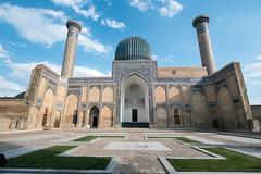 Amir Timur. Samarkand
