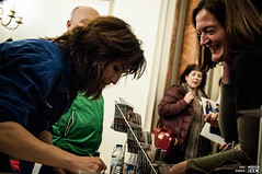 20170320 - Joan As Police Woman & Benjamin Lazar Davis @ Teatro da Trindade
