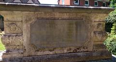 Boodle / Mitford box tomb