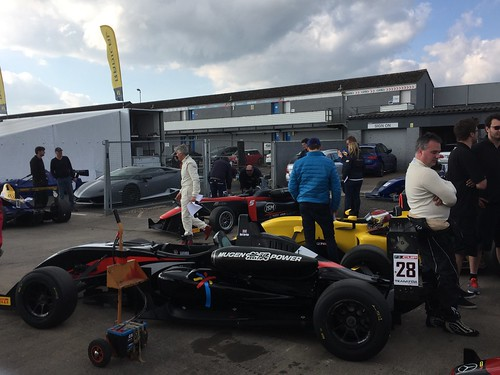 MSVR Weekend at Donington