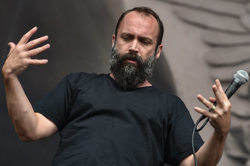 Clutch at Leeds Festival 2016
