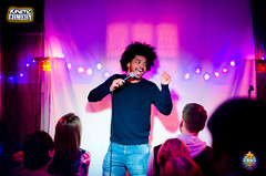Kinetic Comedy 9.3 - 4th Birthday Show