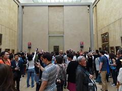 Mona Lisa rabble