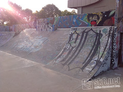 Skatepark de Melun (77)