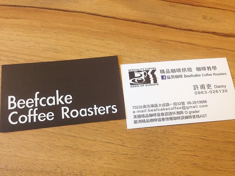 猛男咖啡 beefcake cafe 台南