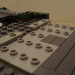10242 - Lego Mini Cooper - Bag 1 build