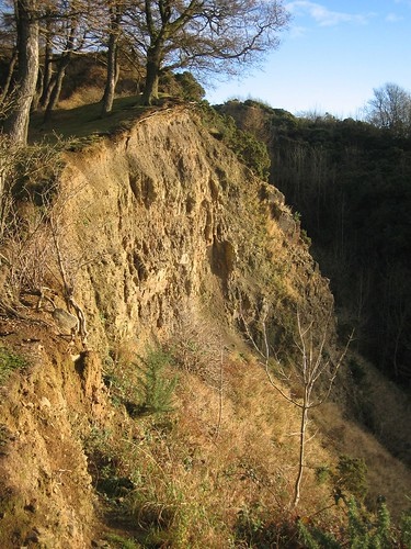Cliff Rigg Whinstone Quarry