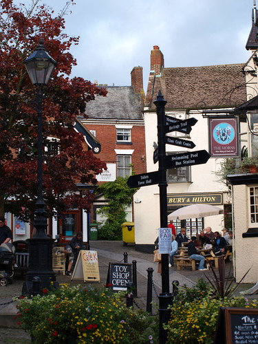 Ashbourne, by John Bennett. Image used under Creative Commons, click image for link.
