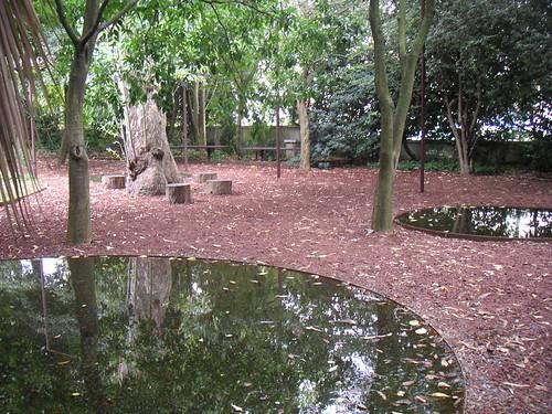 Inside the Gulbenkian Garden