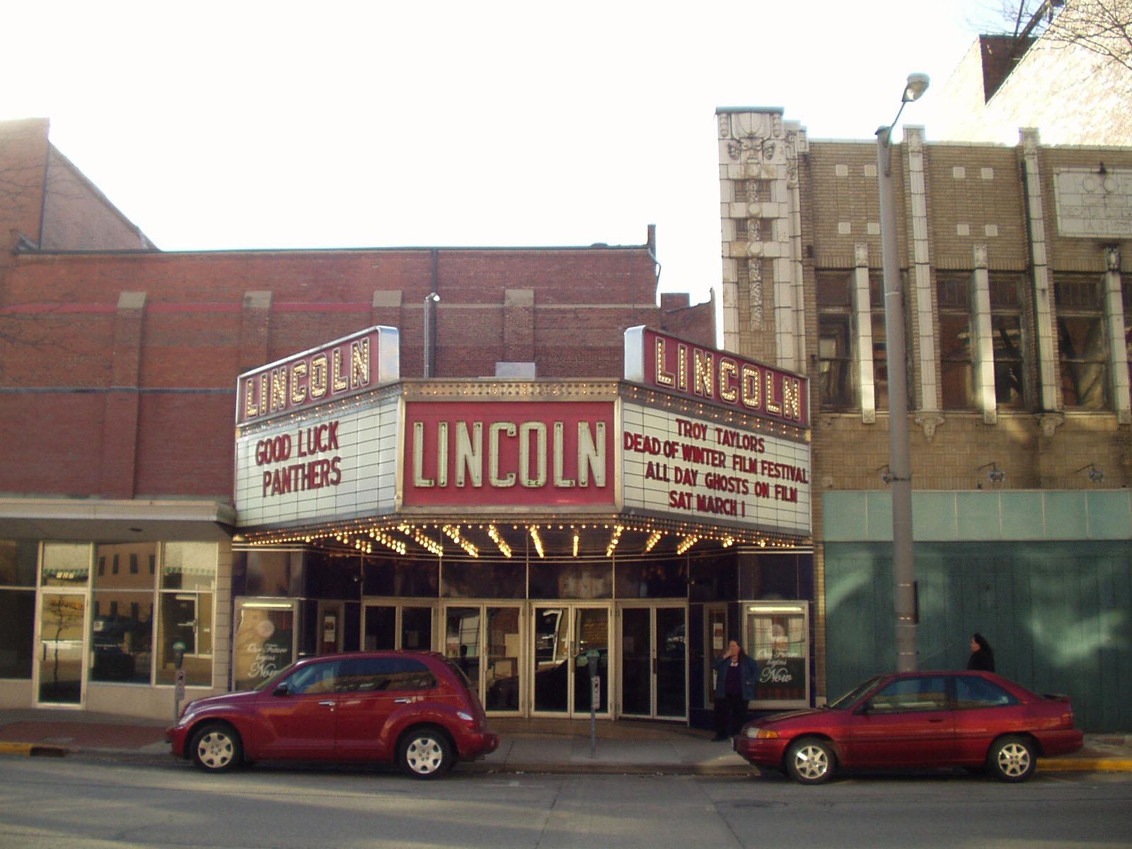 Lincoln Theater in Decatur, Illinois