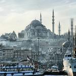 Süleymaniye by V. Fatih Güneş