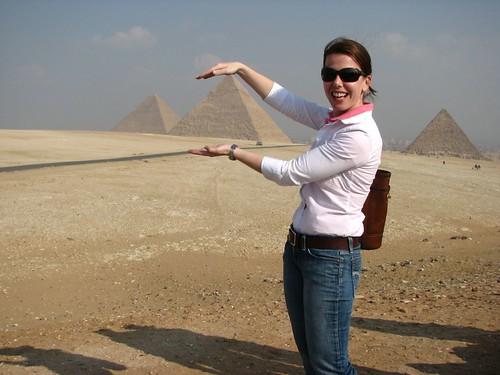 Caitlin Livingston & the Pyramids