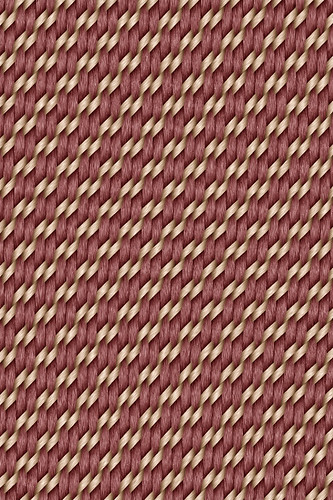 iPhone Wallpaper - Red Cloth Weave
