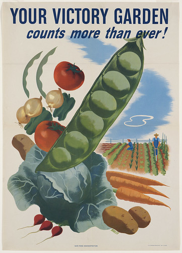 Your victory garden counts more than ever!